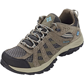Columbia Redmond XT Shoes Women Shark/Storm